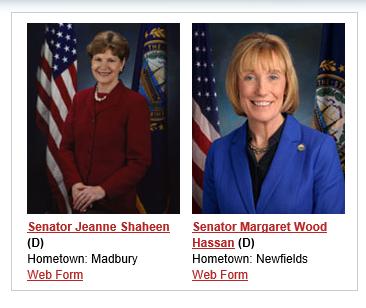 NH Senators