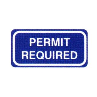Permit Required