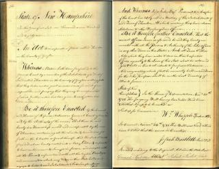 Thornton Articles of Inc 11.20.1781